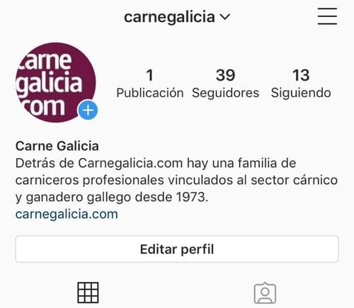 instagram usuario