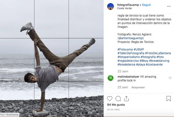 Instagram USMP