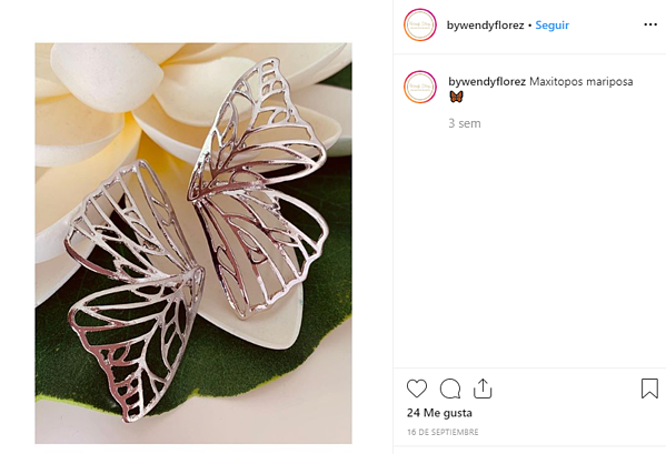 Instagram wendy florez